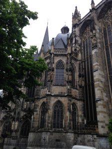 R15 Cathédrale d'Aix la Chapelle